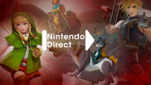 Resumen Nintendo Direct: ¡Cloud, Zelda y Nintendo 3DS se pone a tono!