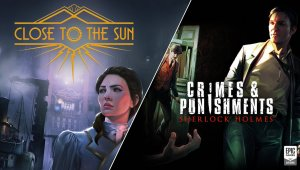 Epic Games Store: Close to the Sun y Sherlock Holmes ya disponibles; Just Cause 4 y Wheels of Aurelia, gratis la semana que viene