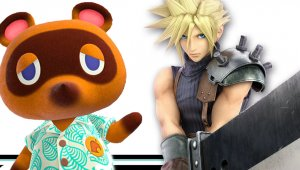 Decenas de trajes de Final Fantasy para Animal Crossing New Horizons