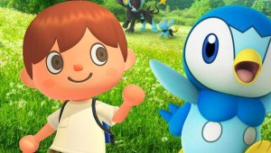 La región de Sinnoh de Pokémon, recreada al detalle en Animal Crossing: New Horizons