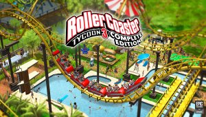 Epic Games Store: Ya disponible RollerCoaster Tycoon 3 Complete Edition