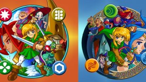 Zelda: Oracle of Ages y Oracle of Seasons, la doble aventura que estuvo a punto de ser una trilogía