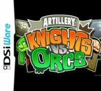 Artillery: Knights vs. Orcs Nintendo DS