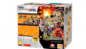 Así es el pack europeo de Dragon Ball Z: Extreme Butoden