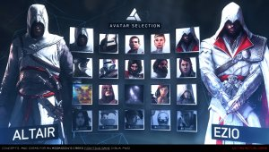 [Rumor] Los personajes de Ubisoft en 'Assassin's Creed Duel'