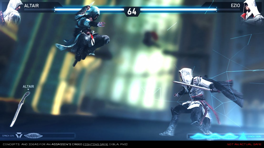 Assassin's Creed Duel