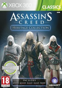 Assassin's Creed: Heritage Collection Xbox 360