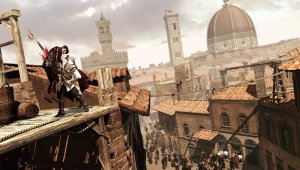 Disponible la descarga gratuita de Assassin's Creed II para usuarios Gold