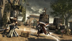 Disponible el nuevo DLC de Assasins´s Creed: La Hermandad; Animus Project 2.0