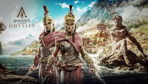 Nintendo Switch: Así luce Assassin's Creed Odyssey en su versión en la nube