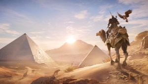 Assassin's Creed Origins nos muestra su extenso mapeado
