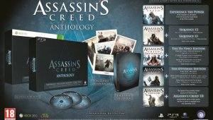 Ubisoft confirma 'Assassin's Creed Anthology'