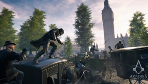 Assassin's Creed Syndicate, sin companion app