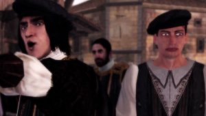 Ubisoft parchea la extraña cara del NPC que se hizo viral en The Ezio Collection