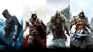 Sobredosis de Assassin's Creed con el nuevo Humble Bundle