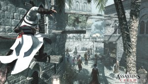 Esto era Prince of Persia: Assassins