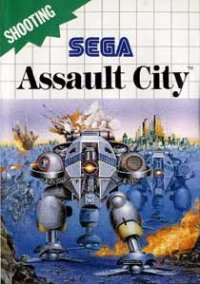 Assault City Master System