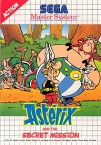 Asterix and the Secret Mission Master System
