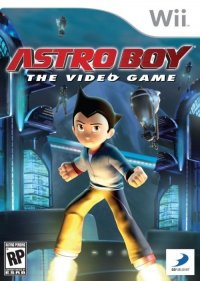 Astro Boy: The Videogame Wii