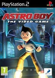 Astro Boy: The Videogame Playstation 2