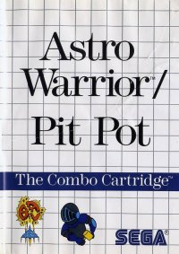 Astro Warrior & Pit Pot Master System