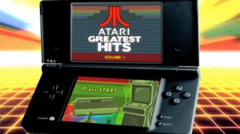 Back to the 80's! Atari's Greatest Hits: Volume 1