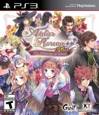 Atelier Rorona Plus: The Alchemist Of Arland PS3