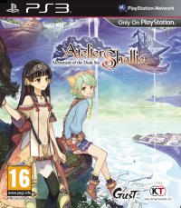 Atelier Shallie: Alchemist of the Dusk Sea PS3