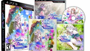Revelada la colorida portada de Atelier Totori: The Adventurer of Arland