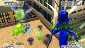 Primeras capturas de Attack Of The Movies 3D para Wii