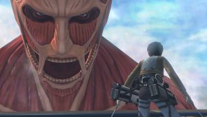 Attack on Titan: Humanity in Chains llegará en mayo a la eShop de Nintendo 3DS