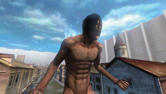 Attack on Titan: Last of Mankind's Wing
