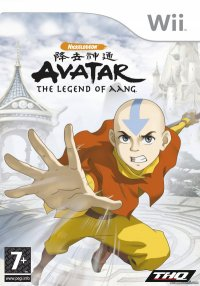 Avatar The Last Airbender Wii