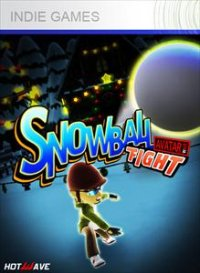Avatar Wave: Snowball Fight Xbox 360
