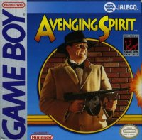 Avenging Spirit Game Boy