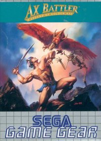 Ax Battler: A Legend of Golden Axe Game Gear