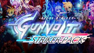 Inti Creates anuncia Azure Striker Gunvolt: Striker Pack para Nintendo Switch