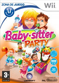 Baby-sitter Party Wii