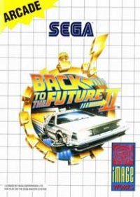 Back to the Future Part II Master System