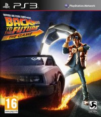 Back To The Future: The Game PS3
