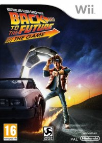 Back To The Future: The Game Wii