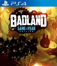 Badland: Game of the Year Edition PS4