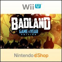 Badland: Game of the Year Edition Wii U