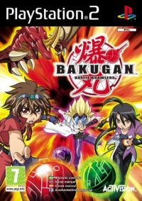 Bakugan: Battle Brawlers Playstation 2