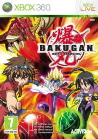 Bakugan: Battle Brawlers Xbox 360