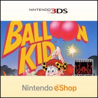 Balloon Kid Nintendo 3DS
