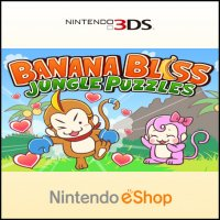 Banana Bliss: Jungle Puzzles Nintendo 3DS