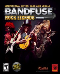 Bandfuse: Rock Legends PS3