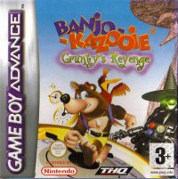 Banjo-Kazooie: La Venganza de Grunty Game Boy Advance