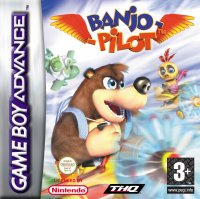 Banjo Pilot Game Boy Advance